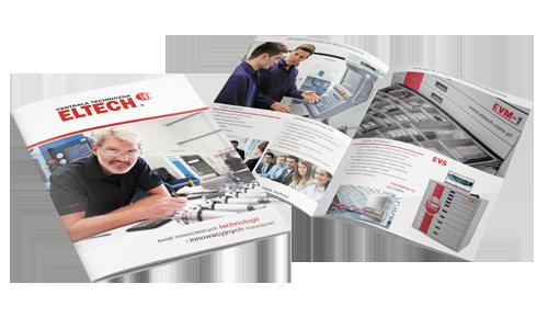 Katalog - prezentacja firmy ELTECH