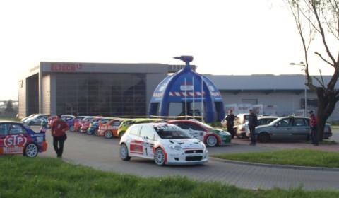 ELTECH bazą nocna dla samochodów rajdowych ELMOT-REMY - zdjęcie 2