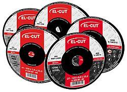 Tarcze do cięcia i szlifowania EL-CUT