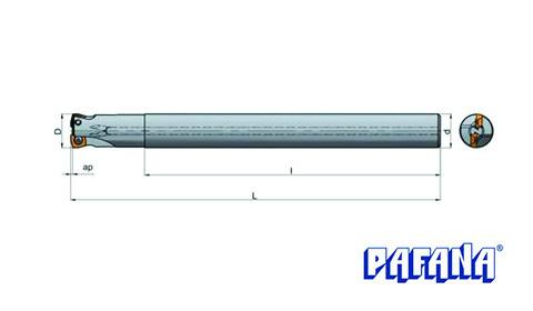 Nowe frezy trzpieniowe czołowe: R55X.21-…-XP07 PAFANA