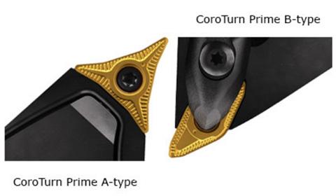 CoroTurn® Prime i toczenie PrimeTurning™ Sandvik Coromant