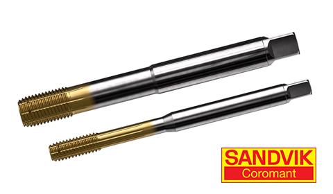 Precyzyjny gwintowygniatak do stali CoroTap™ 400 Sandvik Coromant