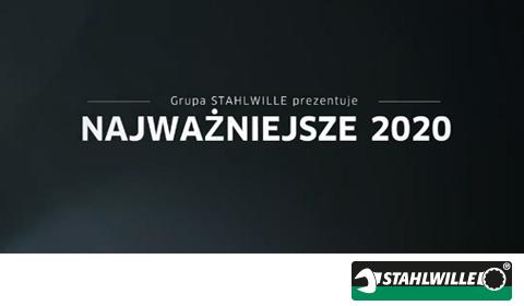 Grupa STAHLWILLE prezentuje NAJWAŻNIEJSZE 2020