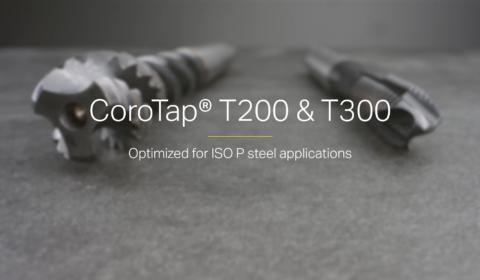 miniaturka do filmu nowości produktowe CoroTap T200 i T300